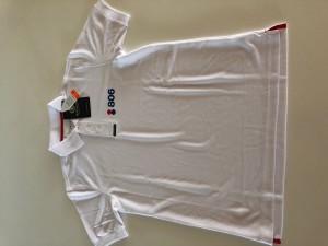 hvid trøje